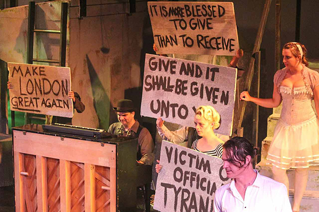 Jobsite Theatre's Threepenny Opera's Worth More Than That