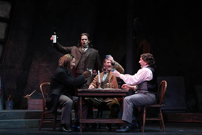 The Straz Presents La Bohème